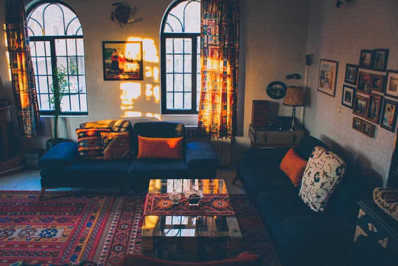 5 Beautiful Interior Design Styles You Can Lease for Your Living Room
